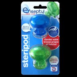 Steripod : protection brosse à dents