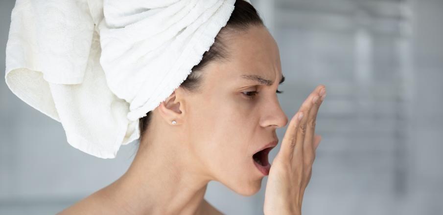 Comment combattre la mauvaise haleine ?